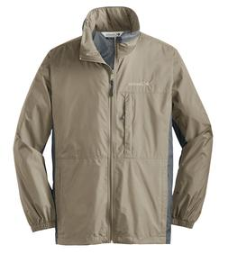 Columbia Men's Lightweight Riffle Spring Jacket Beige