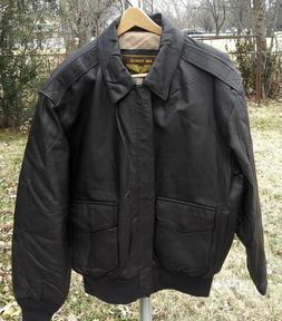 Men's Landing Leathers Men's Air Force A2 Leather Flight Bom