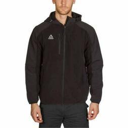 Reebok Men's Mixed Media Softshell Jacket