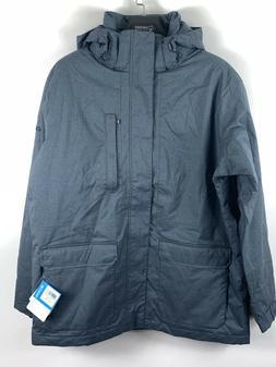 Columbia Men's Omni-Heat Rugged Path Hooded Jacket Long Slee