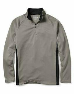 Champion Jacket Men Fleece Pullover Quarter Zip Performance