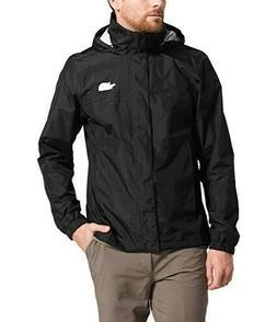The North Face Men's Resolve 2 Jacket TNF Black/High-Rise Gr