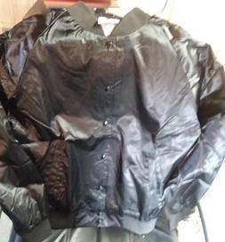 39ca0c7c59f Augusta Sportswear Men s Satin Solid Trim Rib Knit Collar Ba