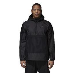 Adidas Men's Tango Windbreaker Jacket Coat Hooded Black or R