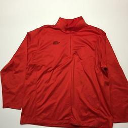 The North Face Men's Tech Glacier 1/4 Zip Jacket Autumn Oran