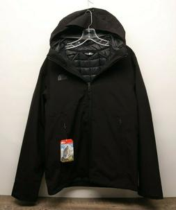 The North Face Men's Thermoball Triclimate Jacket Black Size