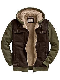 Legendary Whitetails Men's Treeline Jacket Moss Large Tall