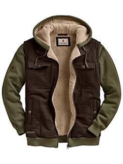 Legendary Whitetails Men's Treeline Jacket Moss X-Large Tall