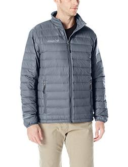 Columbia Men's Voodoo Falls 590 TurboDown Jacket, Graphite,