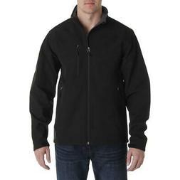 Tahari Men's Water Repellent Performance Soft Shell Jacket C