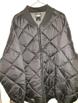 Dickies Men's Water Resistant Diamond Quilted Nylon Jacket B