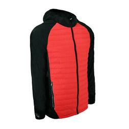 Asics Men's Weather Resistant Quilted Duck Down Jacket