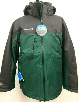 Columbia Men's Whirlibird Interchange Jacket, Wildwood Green