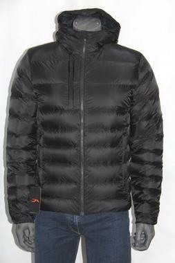 KJUS Men's Whistler Down Hooded Jacket MC15-805 - Black - NE