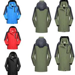 Men's Winter Coat Jacket Waterproof Sports Ski Suit Clothing