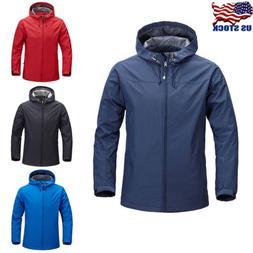 Men Winter Waterproof Outdoor Coat Ski Suit Jacket Snowboard