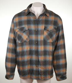 Legendary Whitetails Mens 2XL Thermal Plaid Hunting Archer S