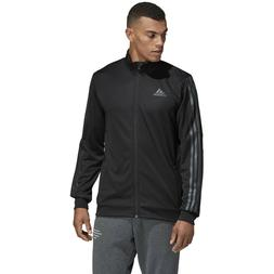 Mens Adidas AFS Tiro Track Jacket Black Front Zip Athletic T