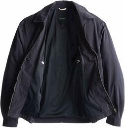 Mens London Fog Auburn Golf Jacket Navy Size XXLarge New 201