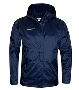 Columbia Mens Big & Tall Timber Pointe Waterproof Rain Jacke