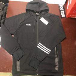 mens black essentials motion pack track jacket