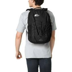 "THE NORTH FACE Mens Borealis Backpack BLACK 15"" Laptop, Trav"
