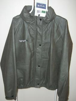 Mens FROGG TOGGS Bull Frogg Waterproof Hooded Rain Jacket Sz