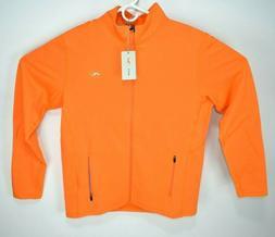 KJUS Mens Caliente Fleece Jacket Warm MS25-A03 Size 56 XXL N