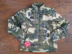 MENS THE NORTH FACE Camo Men's Thermoball Jacket M, L or XL