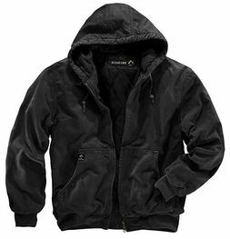 Dri Duck Mens Casual Work Jacket Hooded Warm Canvas 5020 Fas