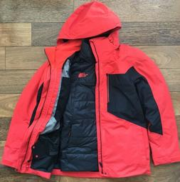 THE NORTH FACE Mens Clement Triclimate Jacket Ski Parka M 3