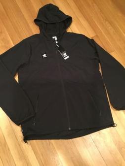 adidas Originals Mens Dekum Packable Wind Jacket Size Large