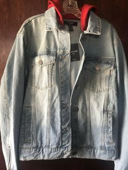 *Mens Denim Jacket Size Medium NEW*