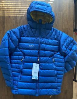 Men's RAB electron Down jacket NWT size Large