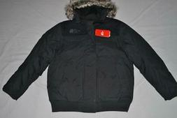 THE NORTH FACE MENS GOTHAM JACKET III BLACK  GREY ALL SIZES