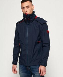 Superdry Mens Hooded Technical Cliff Hiker Jacket