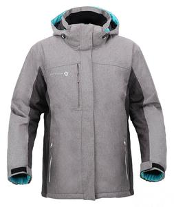 Mens Hooded Waterproof Snow Ski Jacket lightweight Softshell
