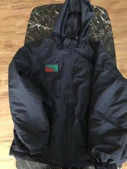 port authority mens jacket Size Xl Mountain Dew