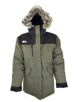 Mens Large TNF The North Face Bedford Down Parka Warm Insula