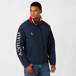 Nautica Mens Lightweight J-Class Jacket
