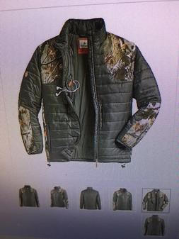 Legendary Whitetails Mens Lockdown Jacket Swamp - Size 3XL N