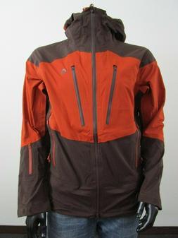 Mens M Mountain Hardwear Cyclone 3L Waterproof Hooded Ski Sh