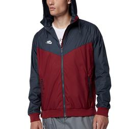 Nike mens navy Windrunner Hooded Track Jacket size XL 2XL 3X