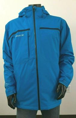Mens Columbia Nordic Point II Waterproof Interchange Ski Sno