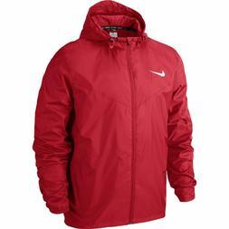 Nike Mens Rain Jacket Team Sideline Rain Jacket University R