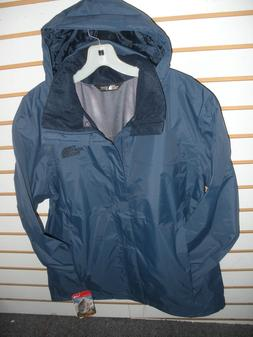 THE NORTH FACE MENS RESOLVE 2 HOODED JACKET -A2VD5- SHADY BL