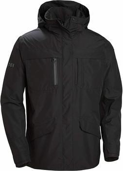 Helly Hansen mens Small Jacket  3 in 1 Mens coat zip front b
