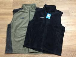 mens columbia steens mountain vest jacket