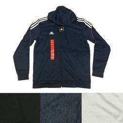 Adidas Mens Tech Performance Climawarm Long Sleeve Fleece Ho