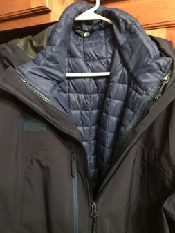 Mens Northface Thermoball 3 In 1 Jacket XL